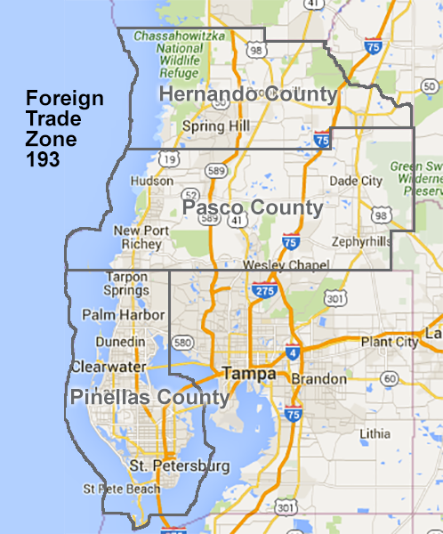 Foreign Trade Zone 193